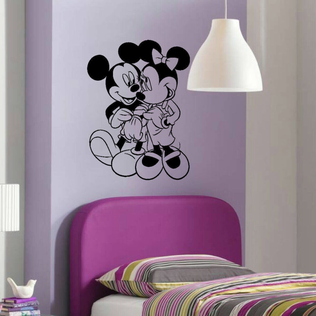 mickey mouse wall decor