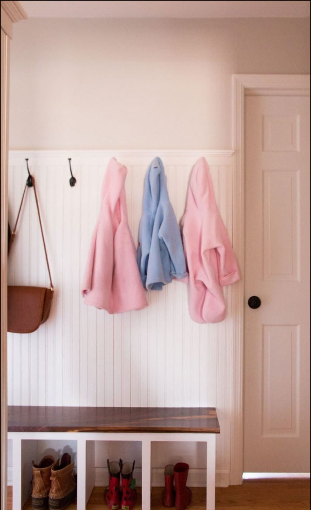 mudroom storage ideas diy