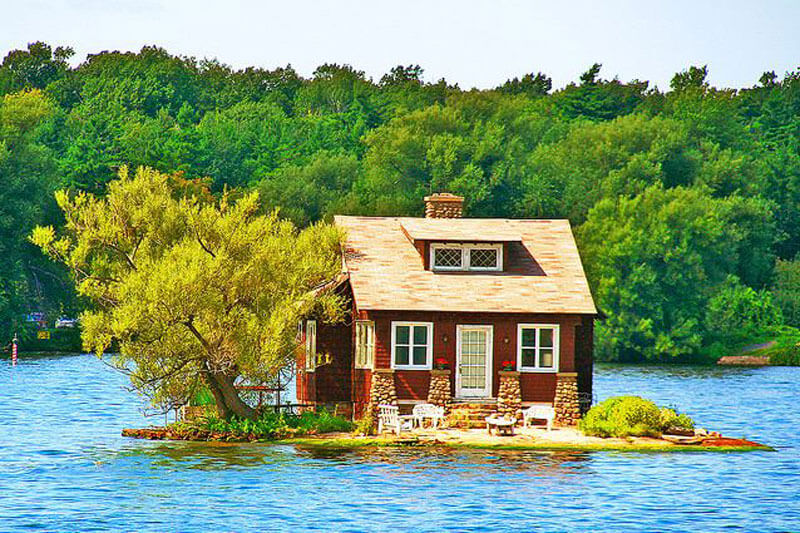 Most Stunning Isolated Houses