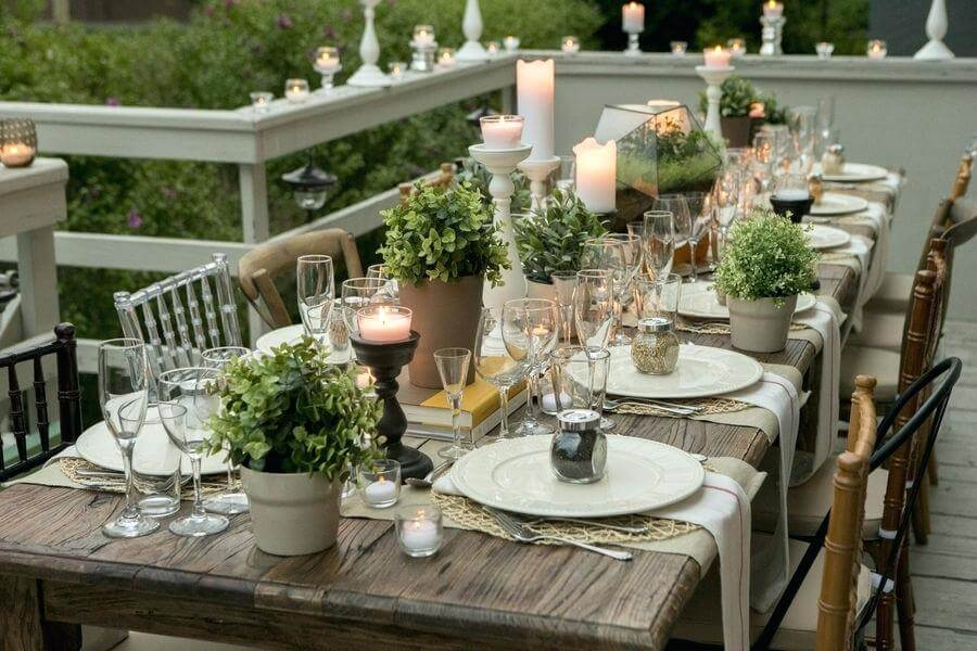 28 Dinner Party Table Setting Ideas To Impress Your Guests