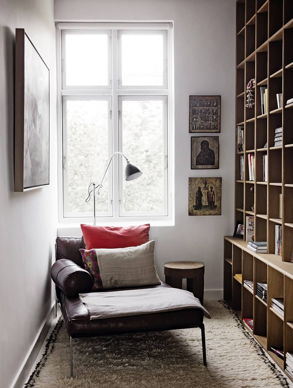 cool reading nooks