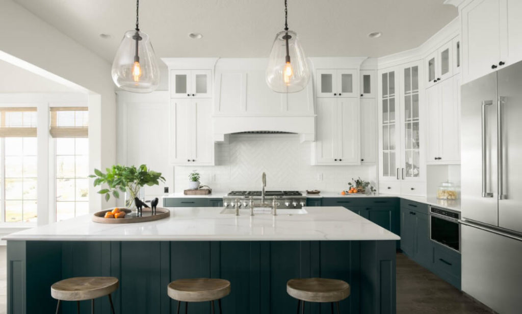 Best Two Tone Kitchen Cabinets Ideas Of 2019 The