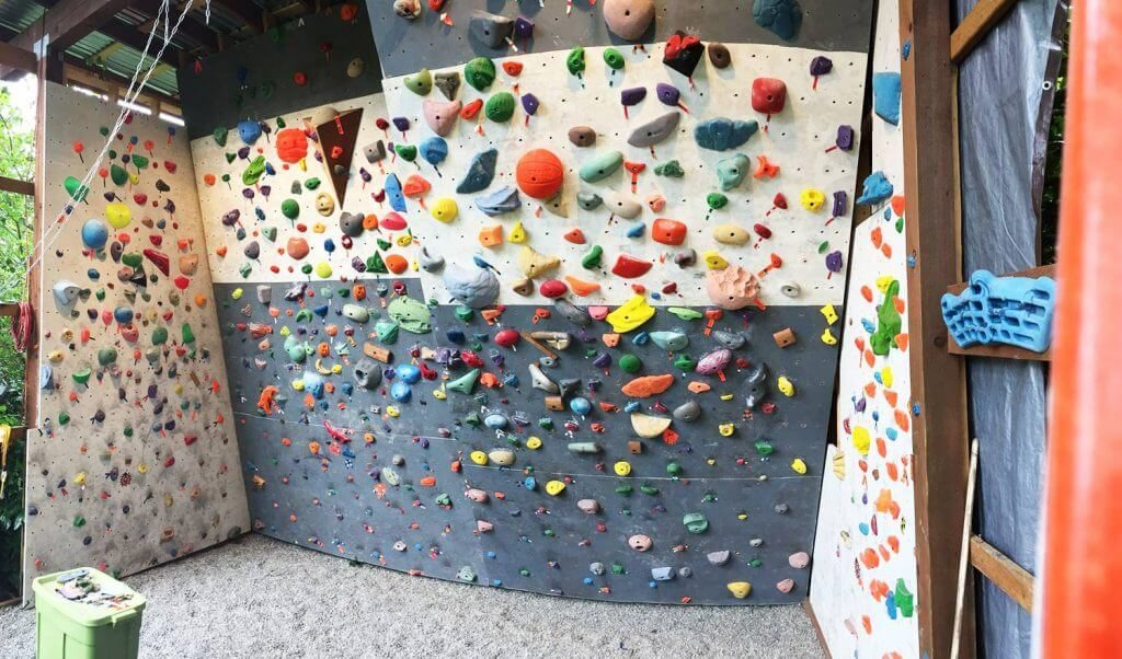 climbing walls for kids