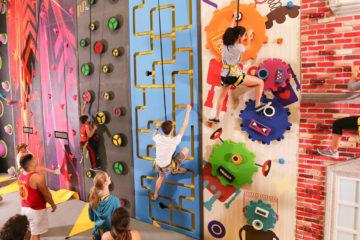 climbing walls for kids