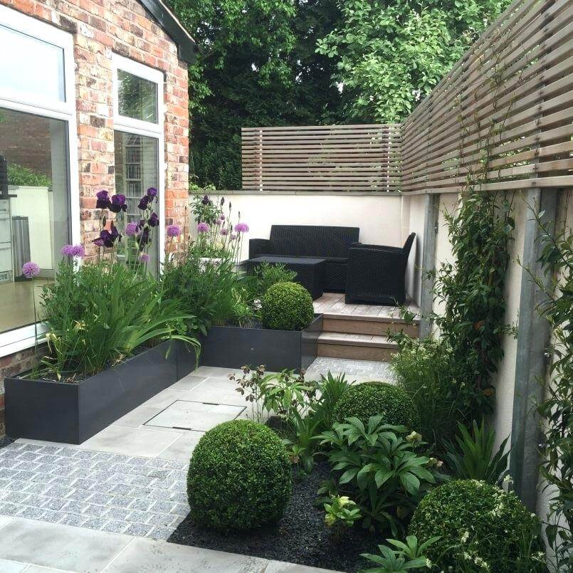 15 Creative Garden Ideas You Can Steal: Best 15 Small Front Garden Design Ideas To Steal