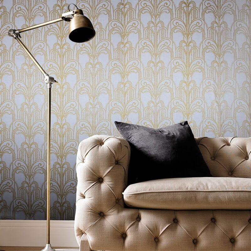 12- art deco wallpaper designs