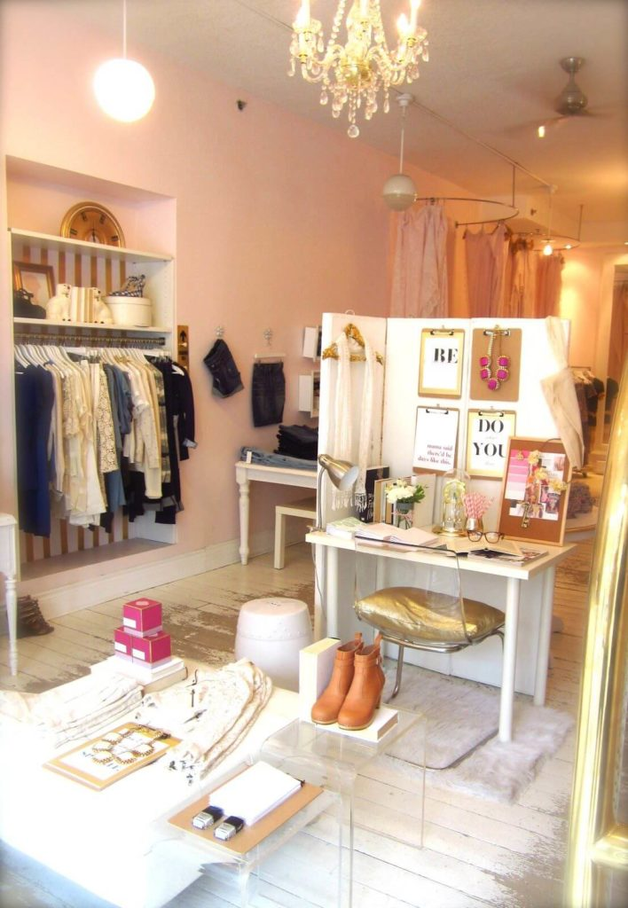small shop design ideas