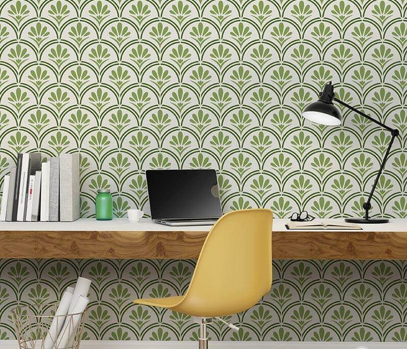 13- art deco wallpaper designs