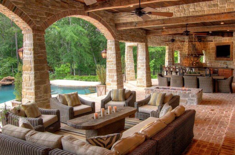13- outdoor living room ideas