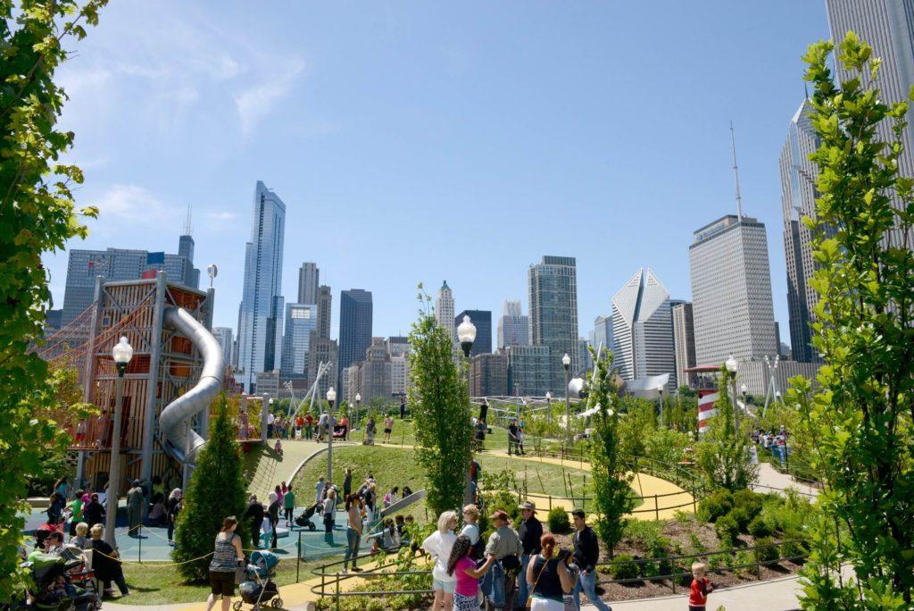 innovative public spaces