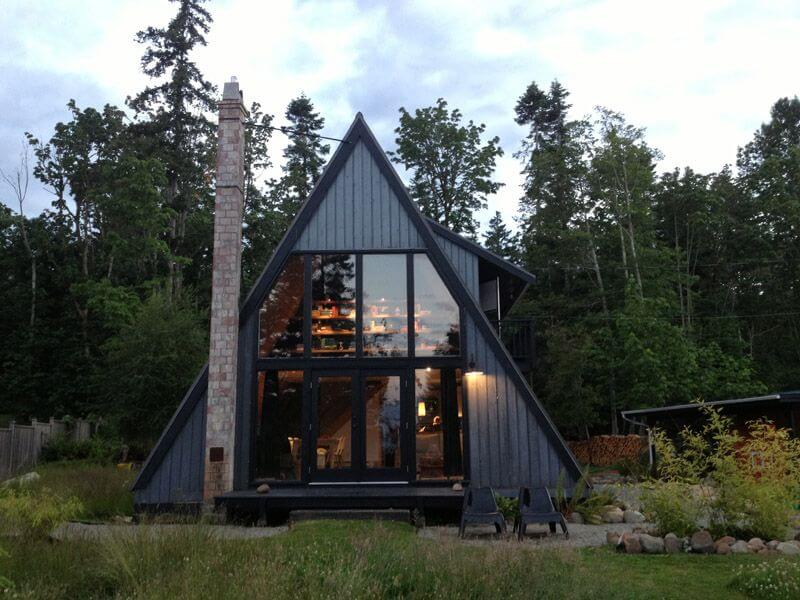 A-frame house designs