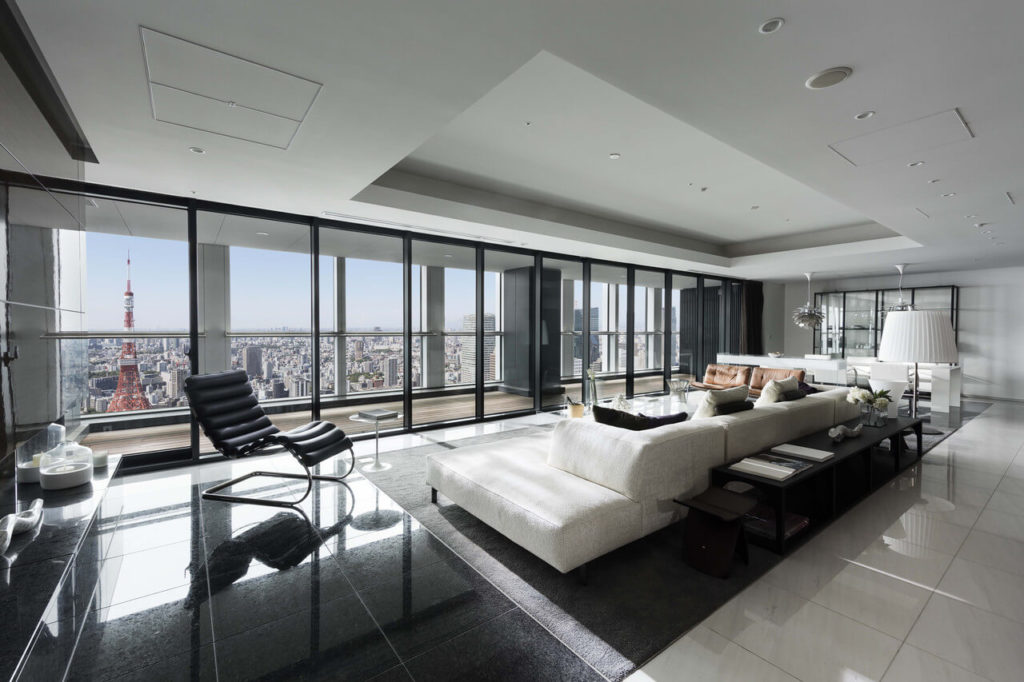 12 Luxury Apartments In Tokyo With Beautiful Interior