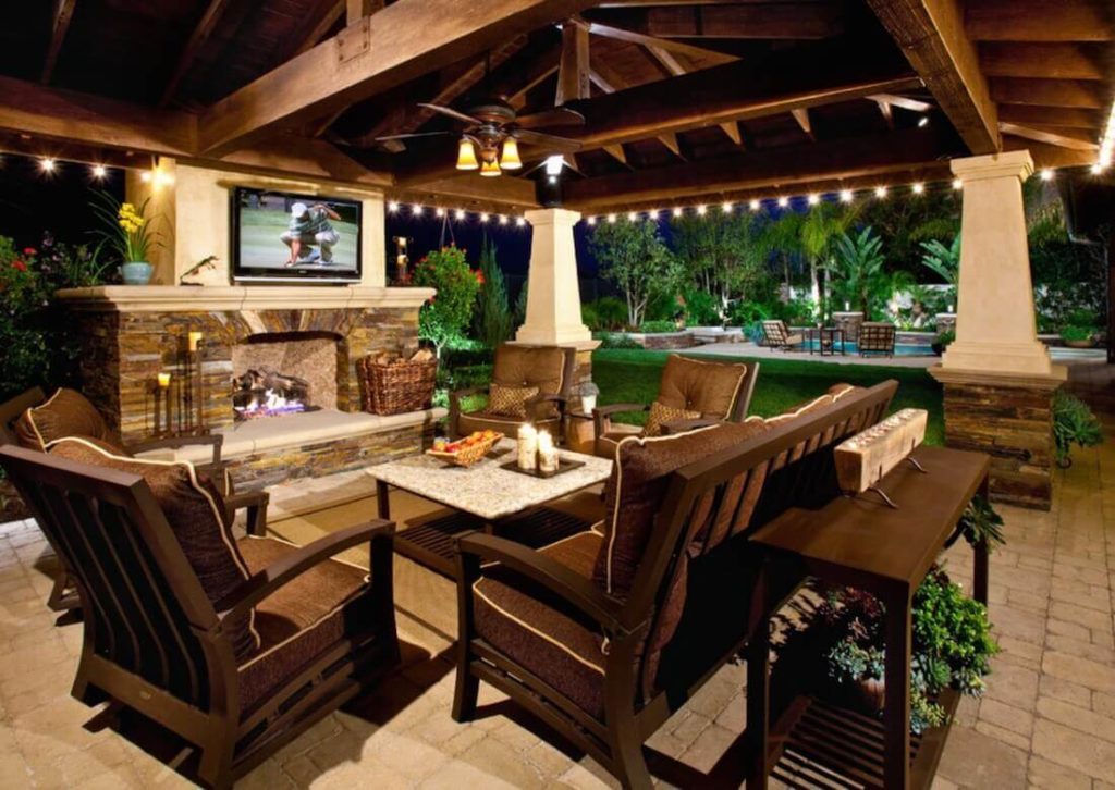 2- outdoor living room ideas