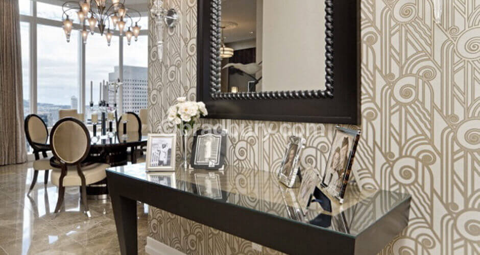 3- art deco wallpaper designs
