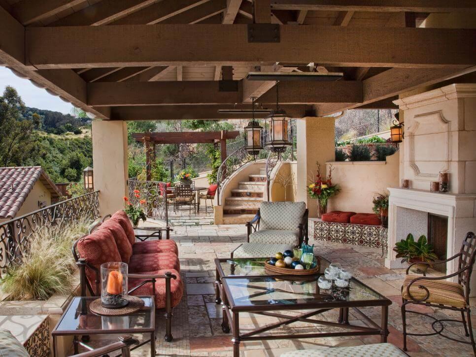3- outdoor living room ideas