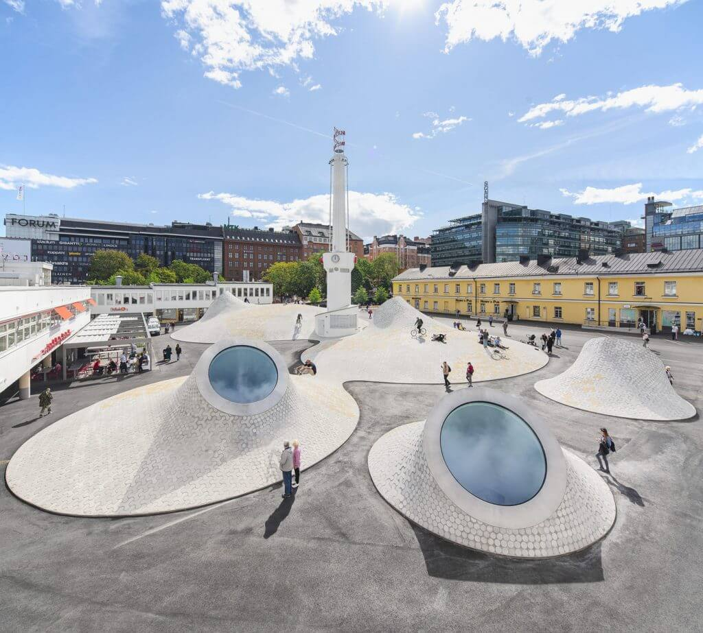 innovative public spaces