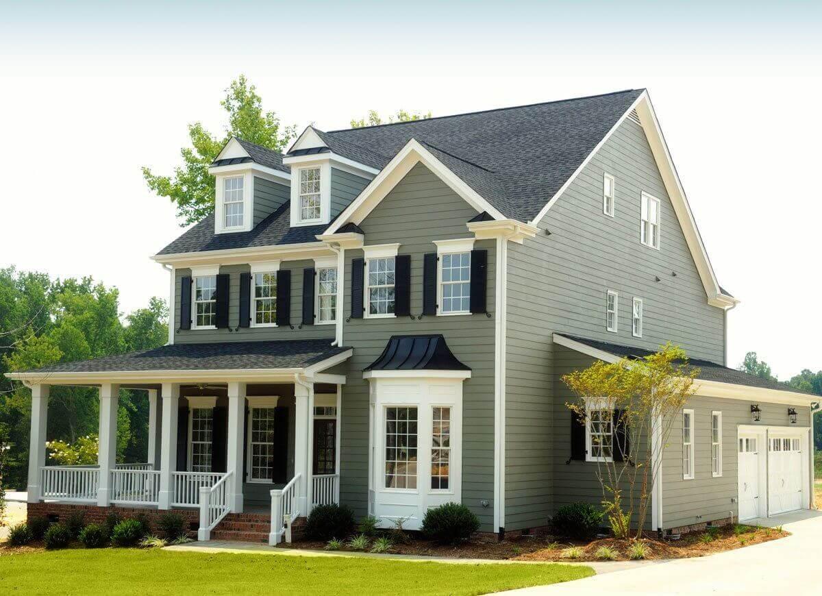 22 Sage Green House Exterior Ideas With Photos