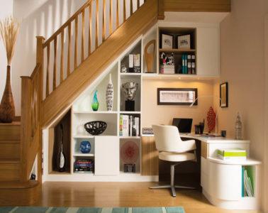 space under stairs design ideas