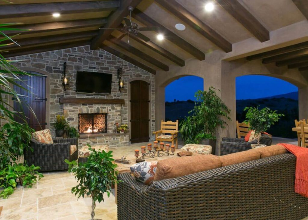 6- outdoor living room ideas