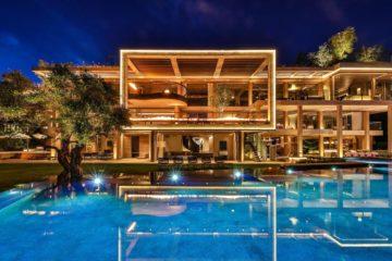 Kaley Cuoco's California Villa