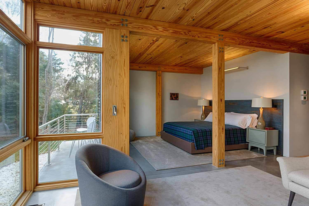 modern timber house design
