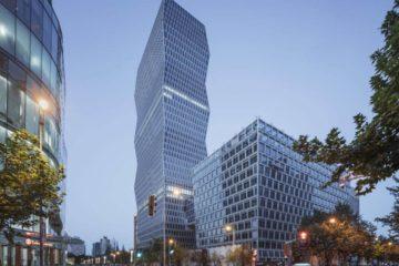 soho gubei office tower