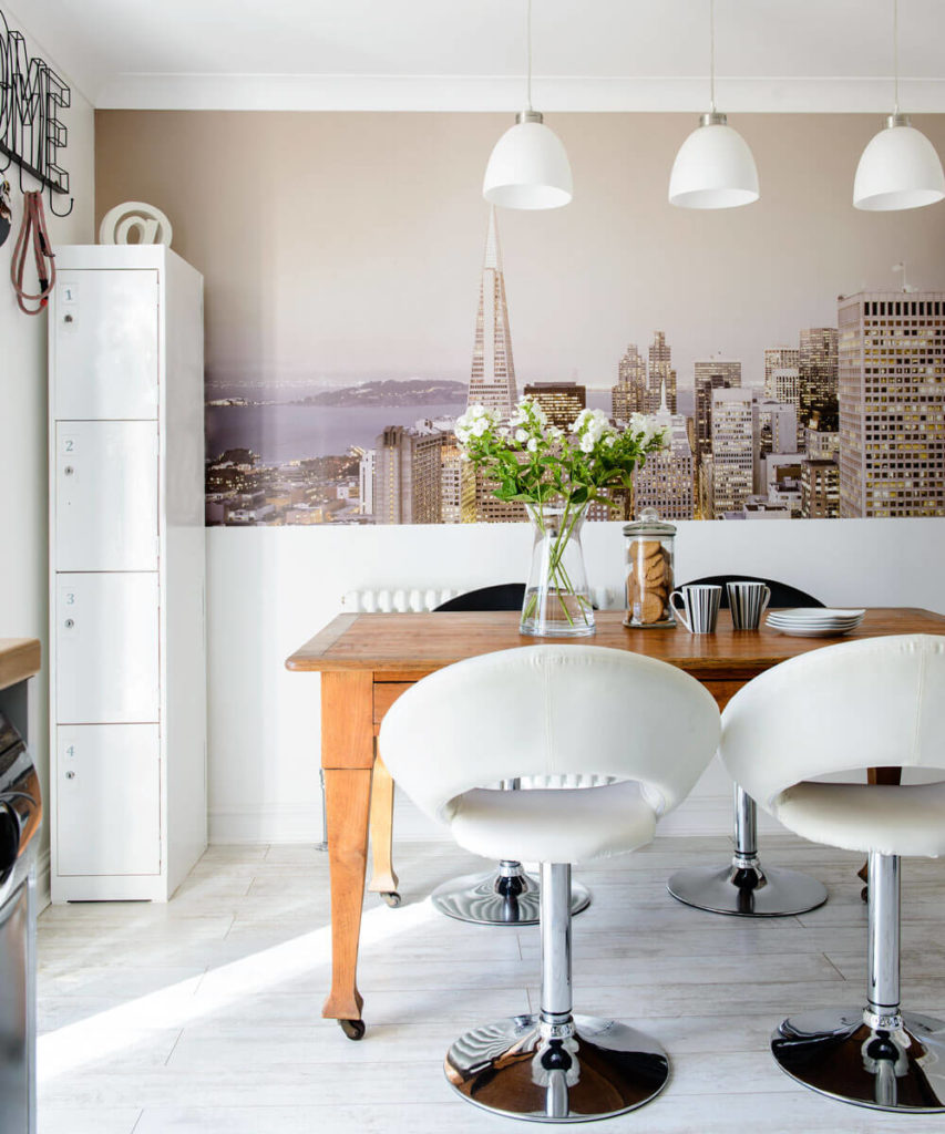 Modern Kitchen Wallpaper Ideas To Modernise Your Kitchen