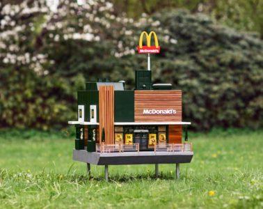 smallest restaurant in the world