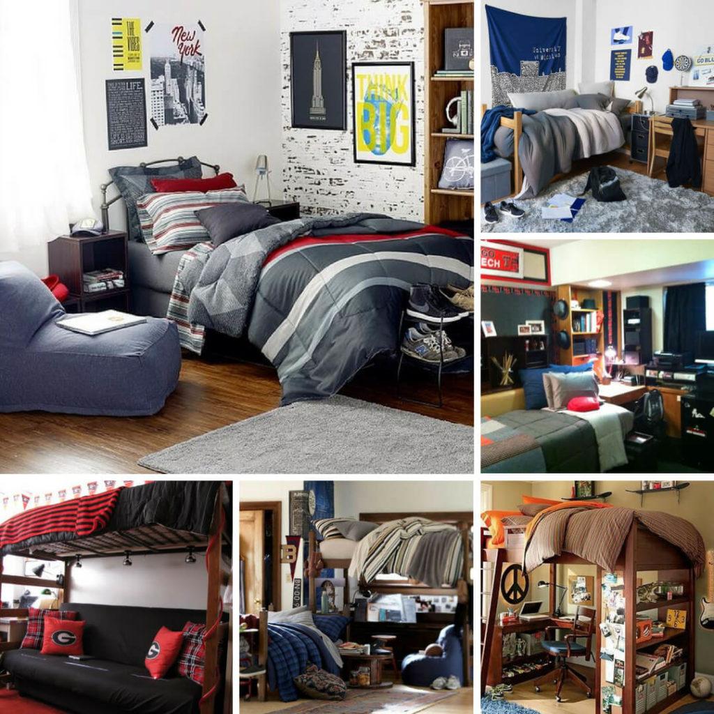 dorm room ideas for guys