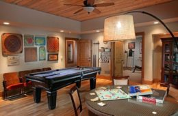man cave shed interior ideas
