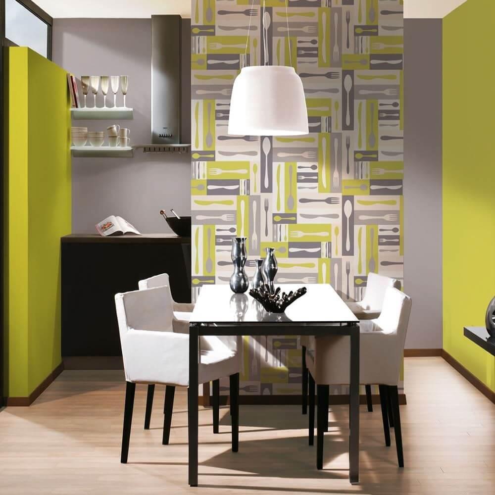 modern kitchen wallpaper ideas