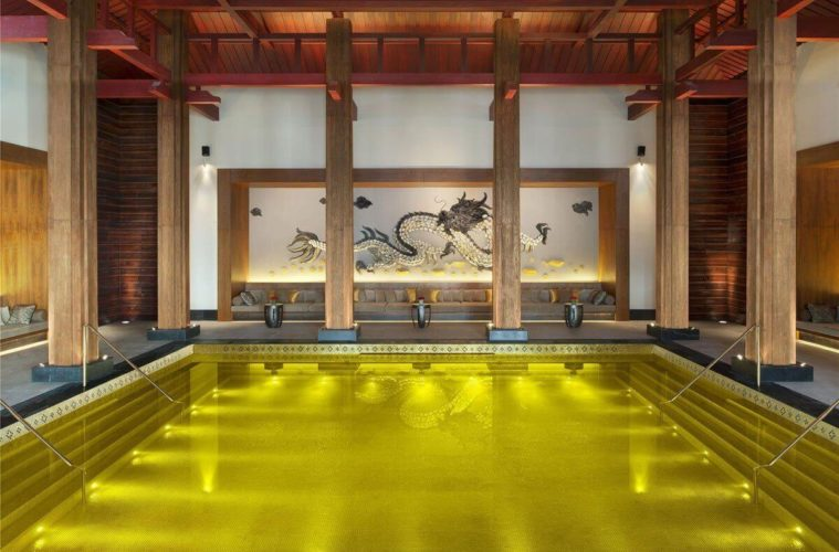Best 18 Modern Indoor Swimming Pool Design Ideas