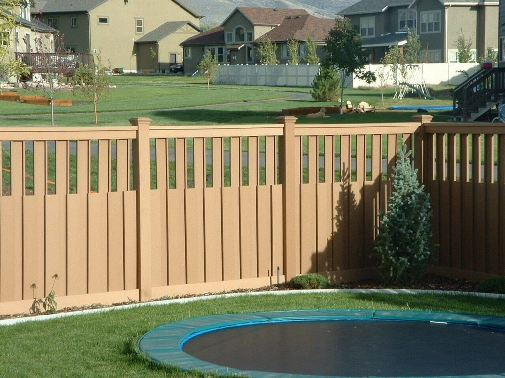 25 Privacy Fence Ideas For Backyard - Modern Fence Designs on Decorations For Privacy Fence id=73595
