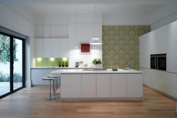 modern kitchen wallpaper ideas