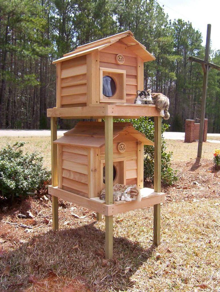 modern cat house designs 5