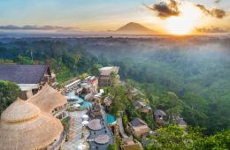 The Kayon Jungle Resort in Bali 1
