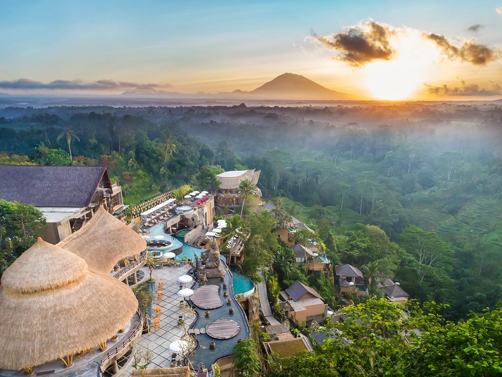The Kayon Jungle Resort in Bali 1