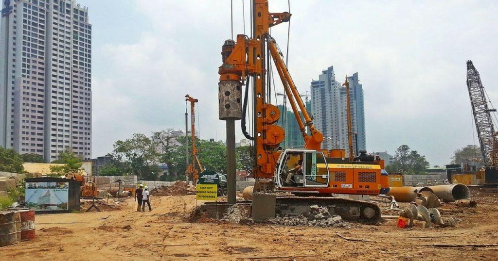 advantages & disadvantages of pile foundation