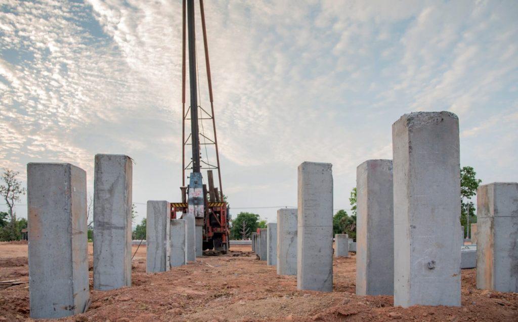 advantages & disadvantages of pile foundation - Concrete Piles