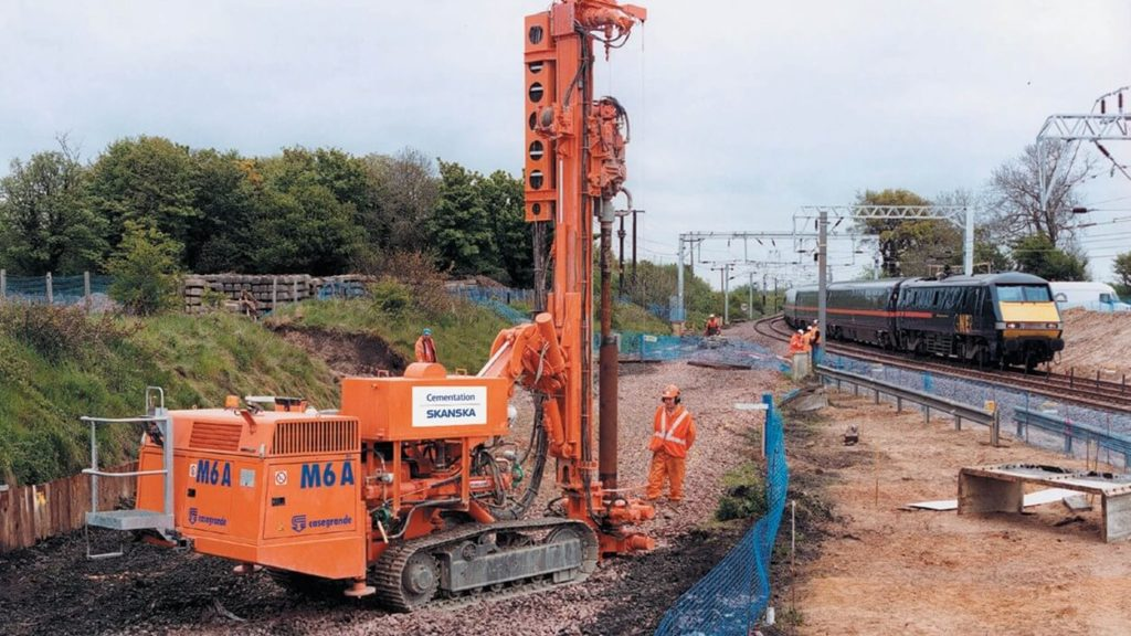 advantages & disadvantages of pile foundation - Bored and Cast-in-Place (Non-Displacement Piles)