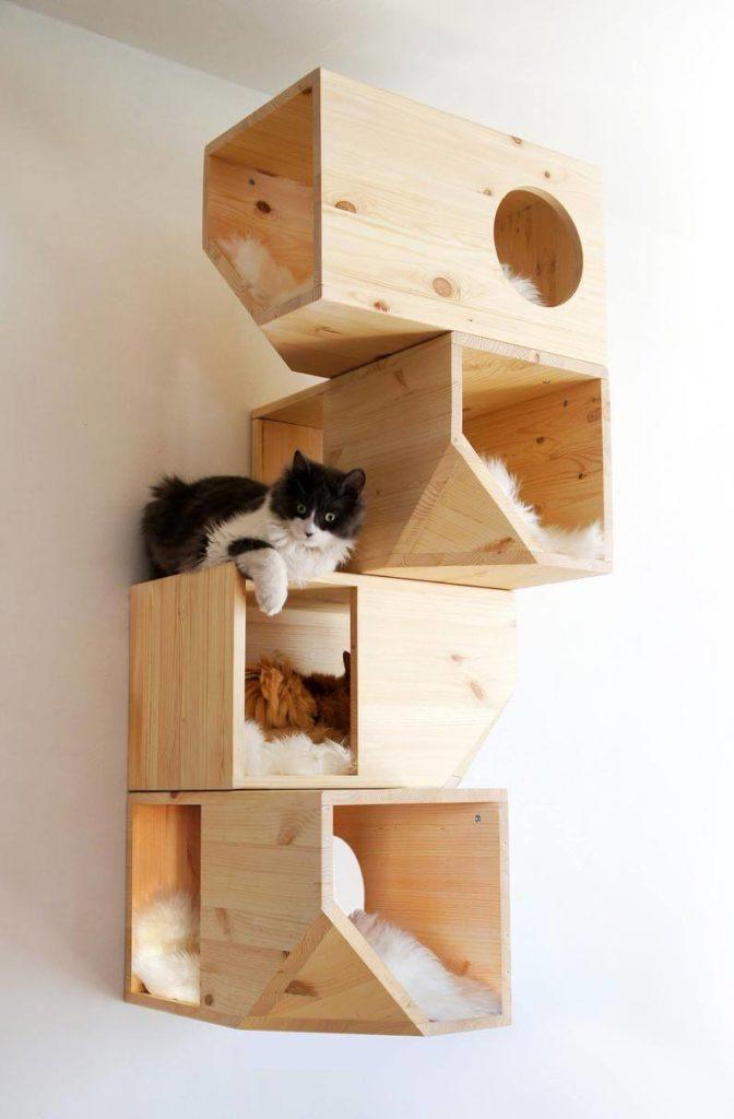 modern cat house designs 4