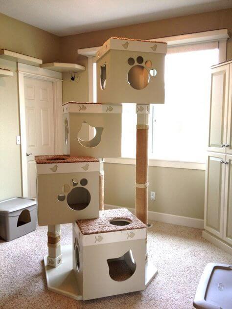 modern cat house designs 3