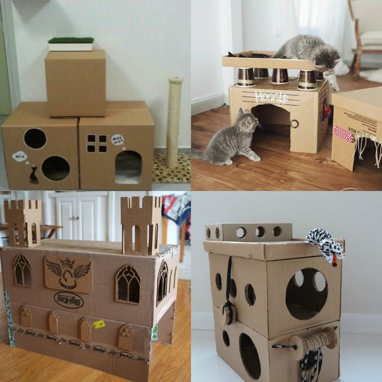 modern cat house designs 12