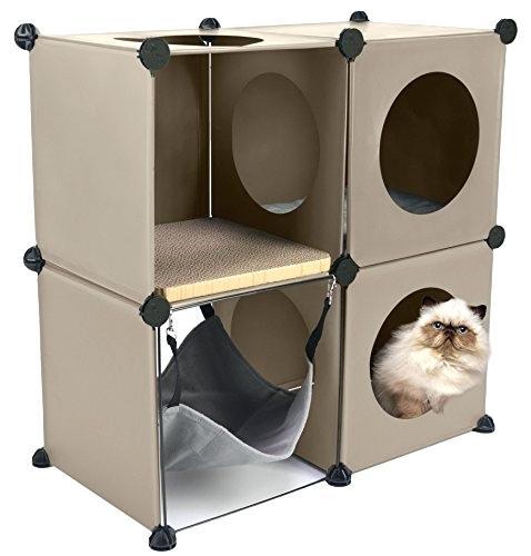 modern cat house designs 13