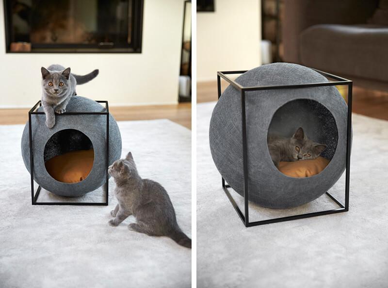modern cat house designs 2