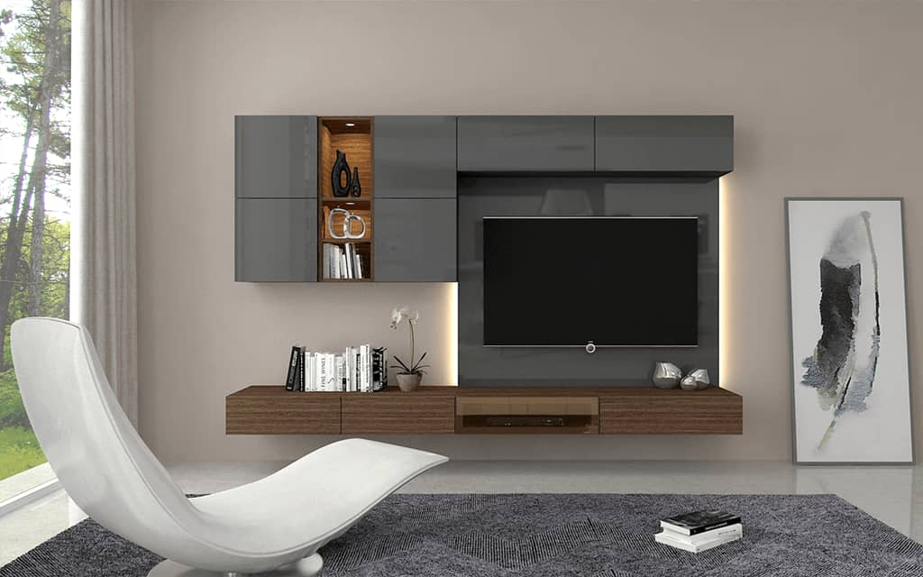 modern Tv Unit Designs 5