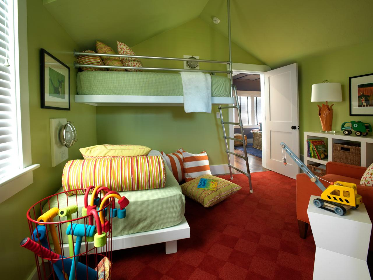 12) Room Color for Kids