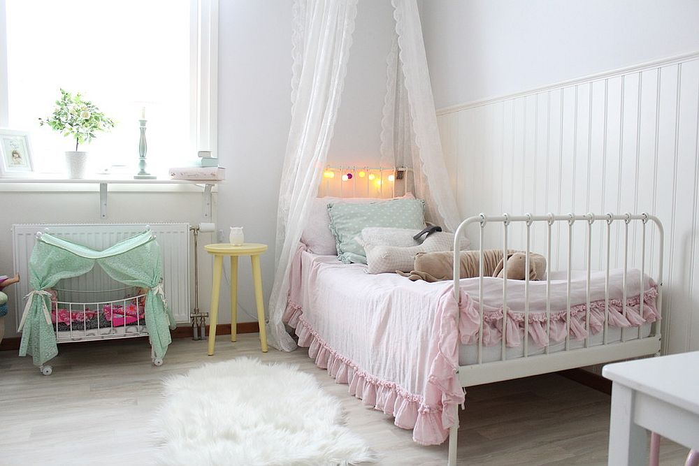 15)Shabby chic decor ideas into every room