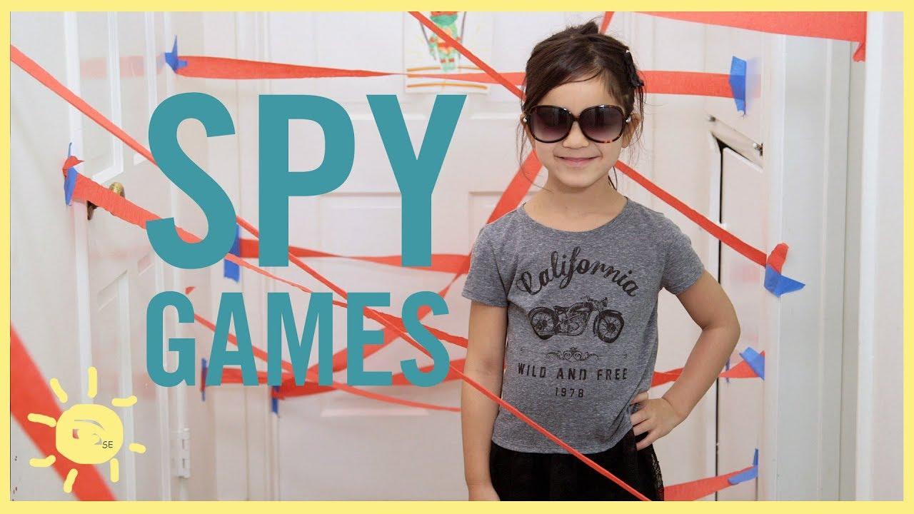 3 Spy Games