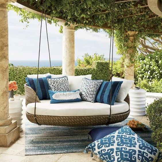Backyard Swing Designs 14